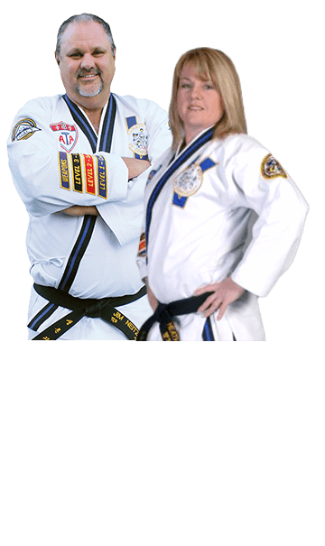 Mr. and Mrs. Neitzell Legacy ATA Martial Arts