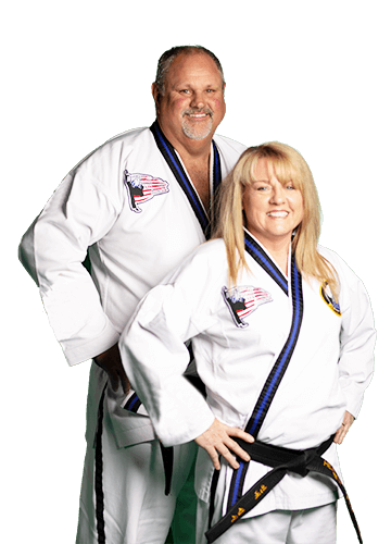 Mr. and Mrs. Neitzell Legacy Martial Arts