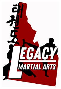 Legacy Martial Arts Logo